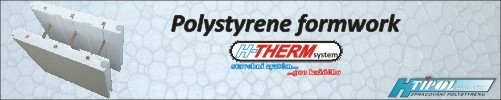 H-therm formwork building system